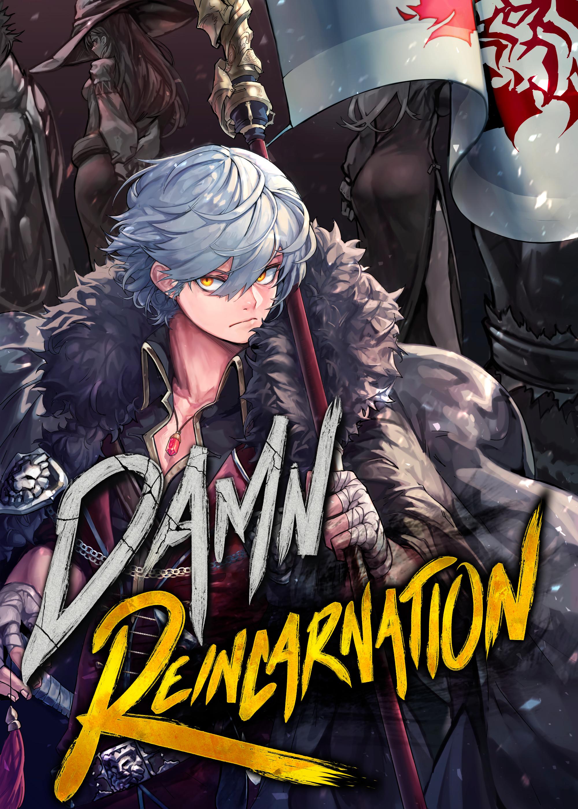 Damn Reincarnation -Novel
