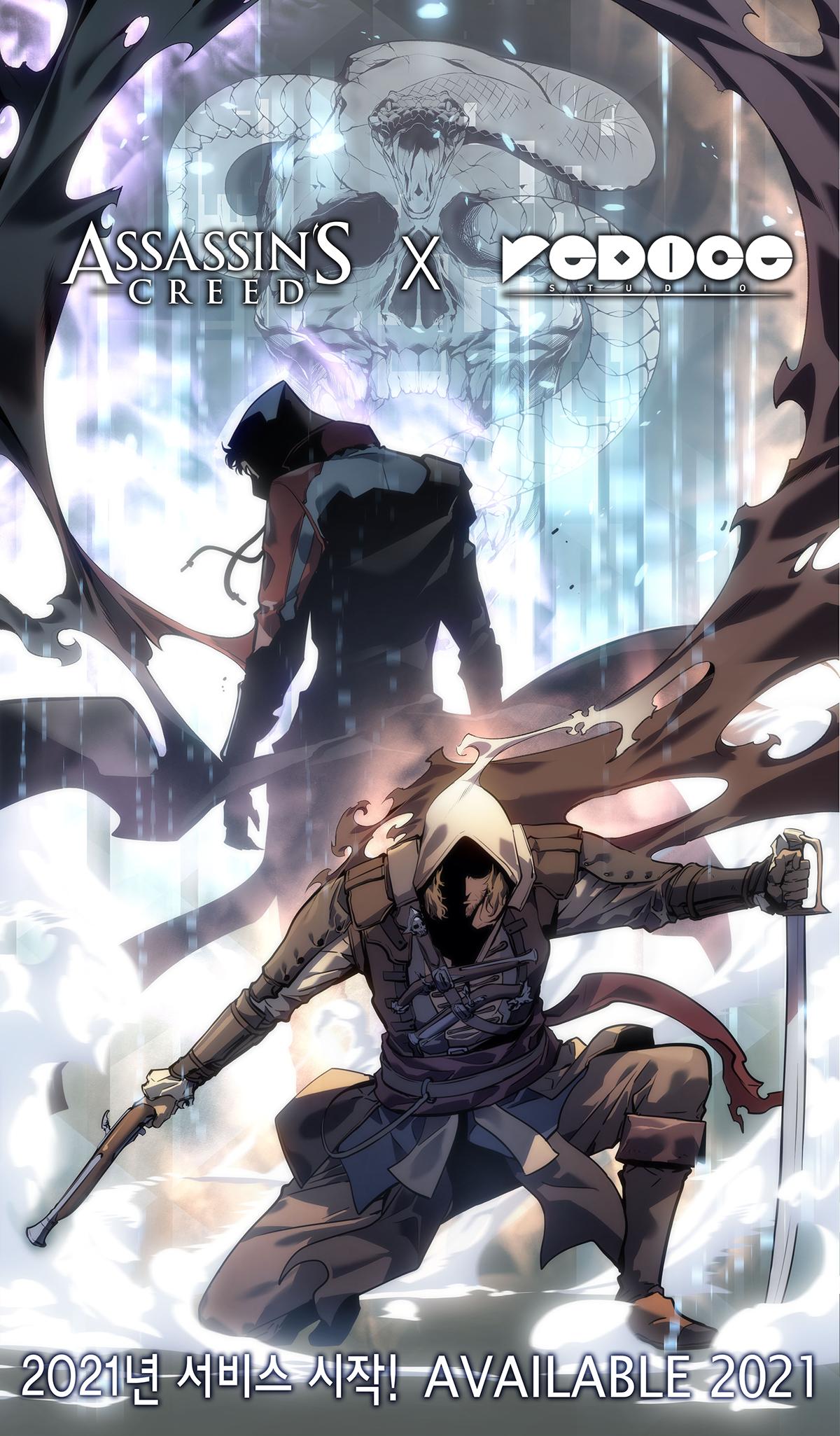 Assassin's Creed Webtoon